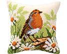 Birds Cross Stitch Cushion Kits