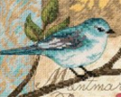 Birds Cross Stitch Kits