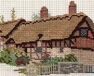 Buildings and Towns Cross Stitch Kits