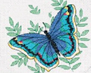 Butterflies Cross Stitch Kits