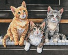 Cats Cross Stitch Kits