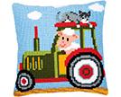 Childrens Cross Stitch Cushion Kits