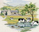 Countryside Scenes Cross Stitch Kits