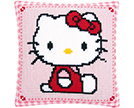 Hello Kitty Cross Stitch Kits