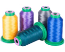 Isacord 40 Mini-King 1000m Spools Polyester Embroidery Thread