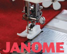 Janome Sewing Machine Feet