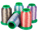 Metallic Machine Embroidery Thread