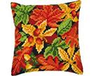 Nature Cross Stitch Cushion Kits