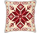 Patterned Cross Stitch Cushion Kits