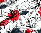 Patterned Stretch Jersey Fabrics