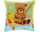 Popcord Cushion Cross Stitch Kits