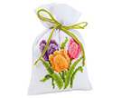 Pot Pourri Bag Cross Stitch Kits