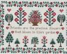 Samplers Cross Stitch Kits