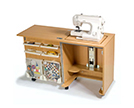 Sewing Machine Storage