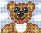 Teddy Bear Tapestry Kits