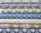 Tilda Pardon My Garden Collection Patchwork Fabric