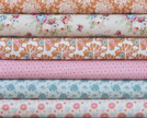 Tilda Spring Diaries Collection Patchwork Fabric