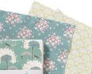 Tilda Spring Lake Collection Patchwork Fabric