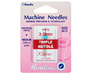 Triple Machine Needles