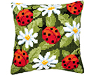 Wildlife Cross Stitch Cushion Kits