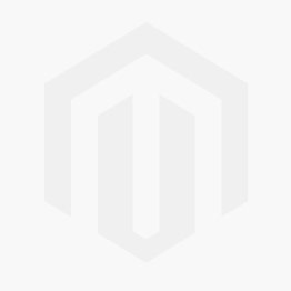 Hemline White Shank Buttons. 11.25mm Diameter. Qty 6. Design A.