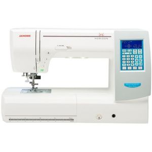 Janome Memory Craft Horizon 8200QC Special Edition Sewing Machine