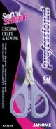 Janome 5.5 inch Craft and Hobby Scissors.