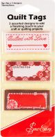 Sew Easy Quilt Labels.