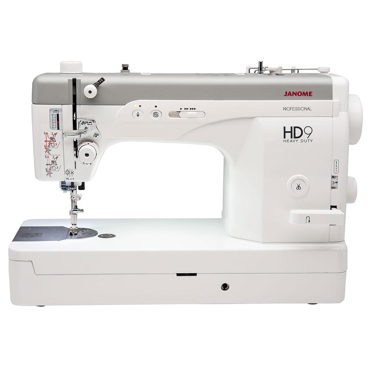Janome Hd9 Professional Sewing Machine Sew Essential