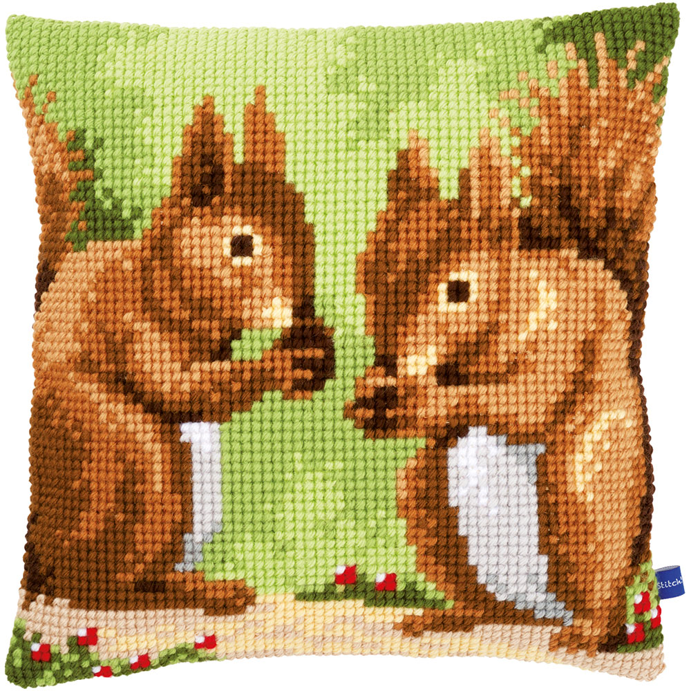Мир вышивки наборы для вышивания подушек