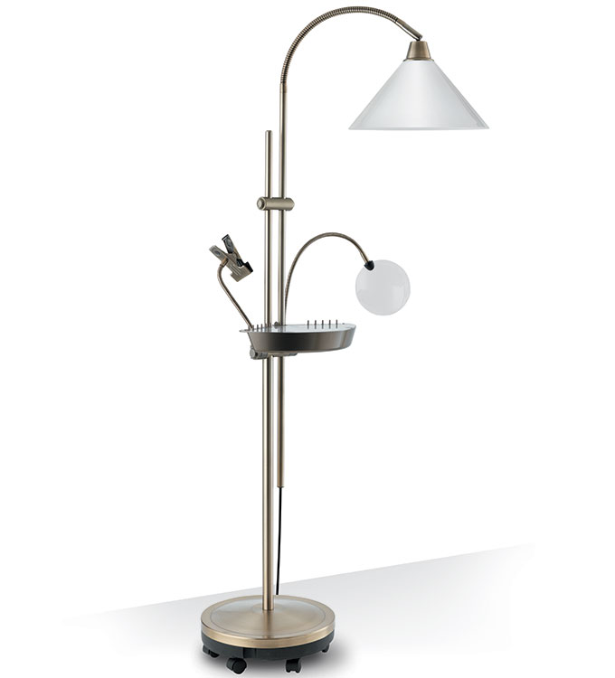 Daylight Company Ultimate Floorstanding Lamp Antique