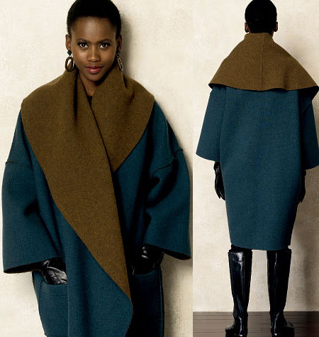 Misses Jacket Vogue Pattern 8930 Sew Essential