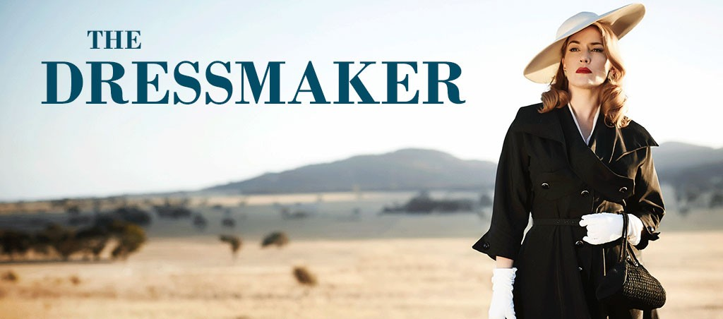 Sew The Costumes From The Dressmaker Movie