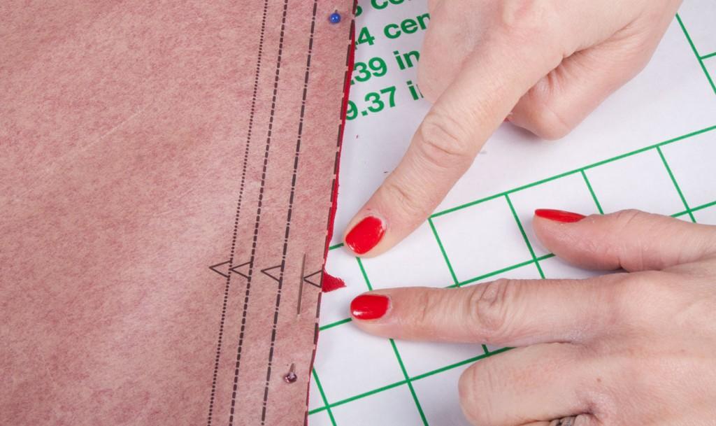 Pattern Notches