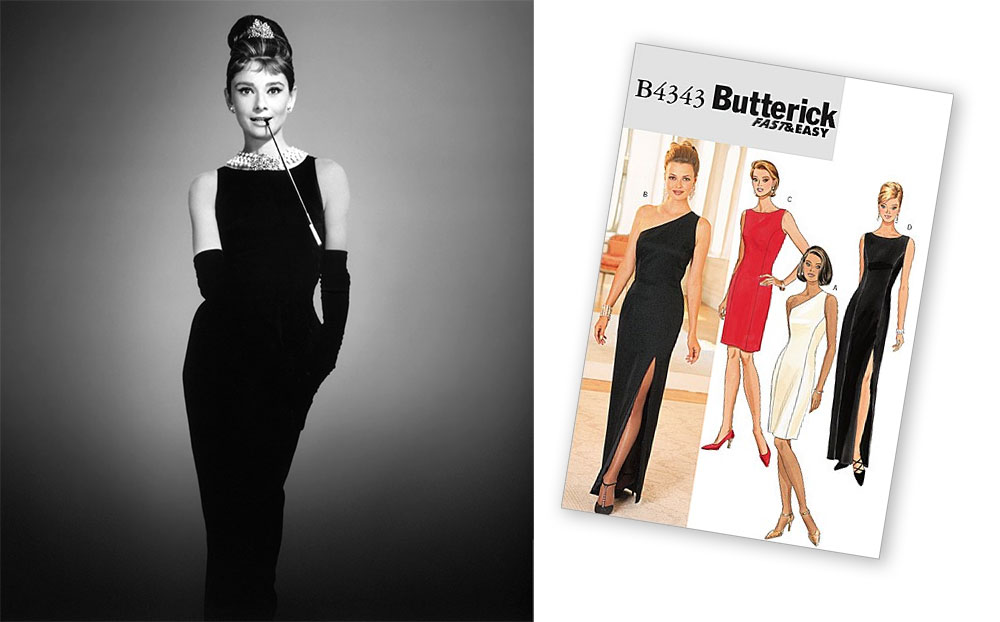 4fa1b03d4d The Six Most Iconic Vintage Dress Patterns | Sewing Tips, Tutorials ...