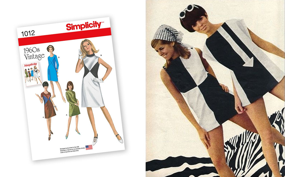 The Six Most Iconic Vintage Dress Patterns Sewing Tips