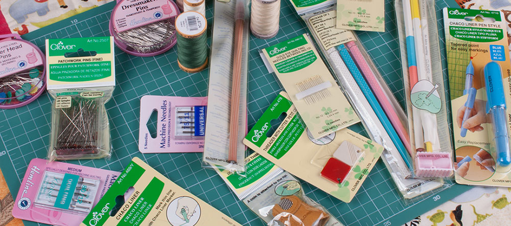 Essential Patchwork and Quilting Toolkit Part 1