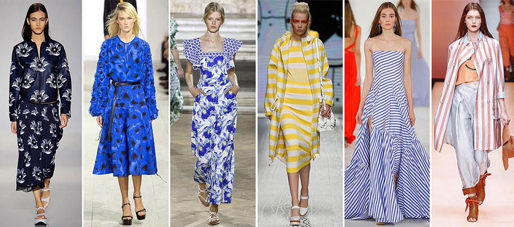 Top Sewing Trends for Spring / Summer