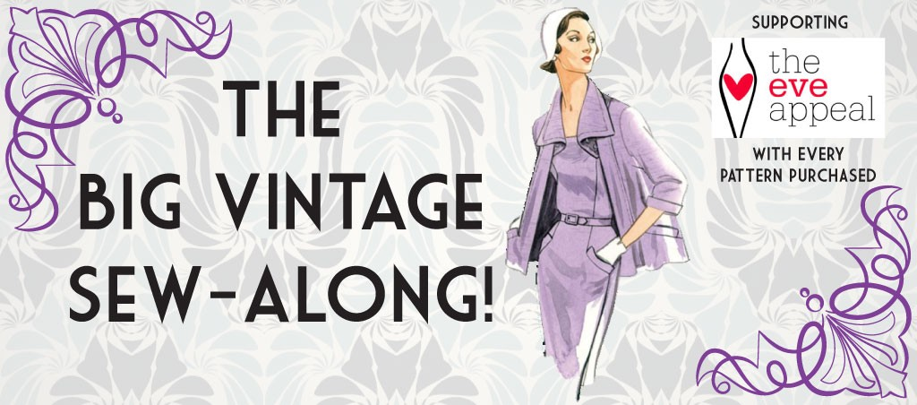 The Big Vintage Sewalong