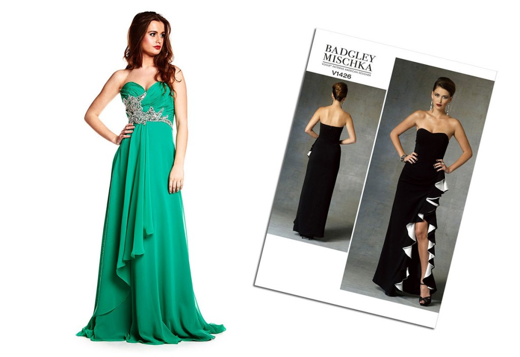 The Top Seven Sew Your Own Prom Dress Patterns | Sewing Tips ...