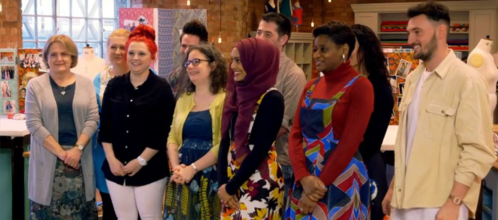 Great British Sewing Bee s04e01
