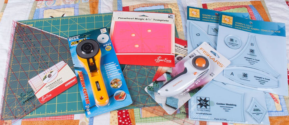 Quilting Toolkit Part 3
