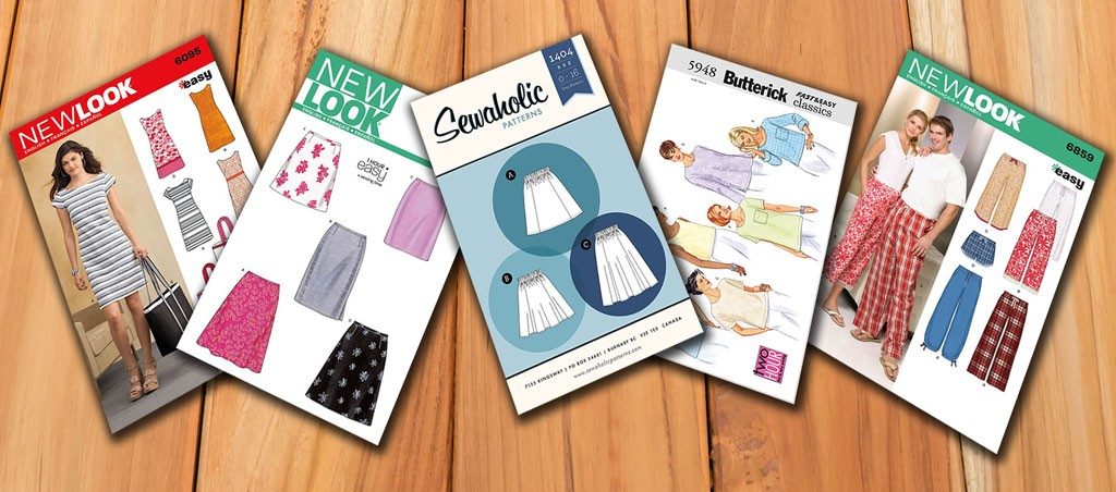 Top 5 Easy Sewing Patterns