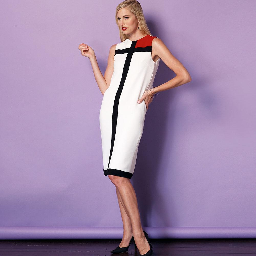 Mondrian Dress 1