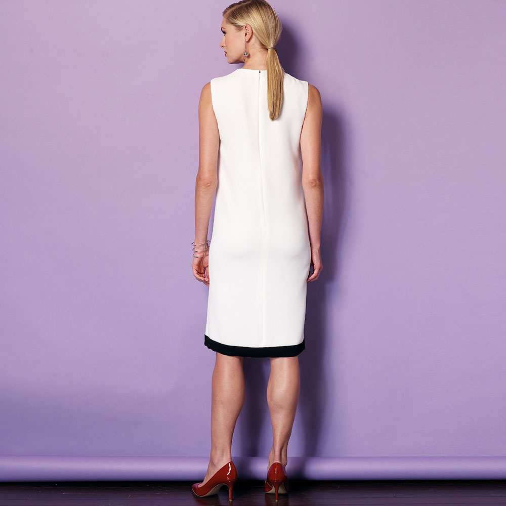 The Great British Sewing Bee Mondrian Dress Sewing Pattern