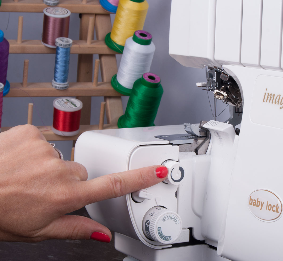 How to choose an overlock