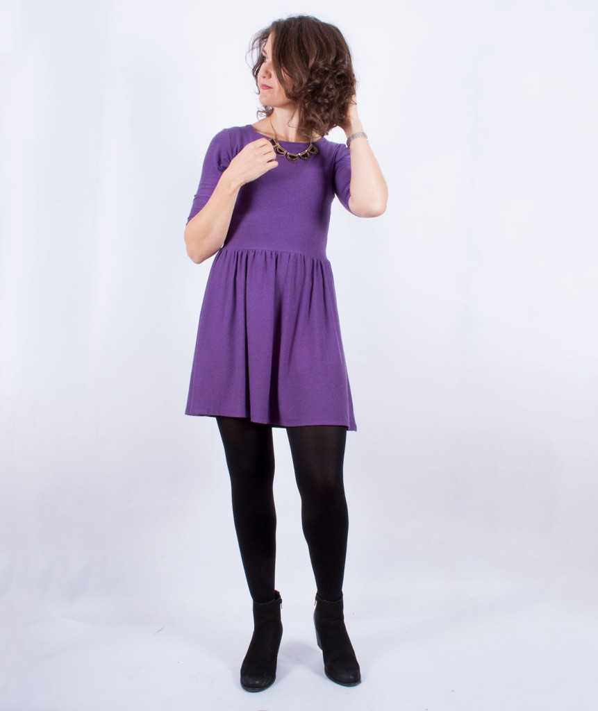 Moneta Dress 1