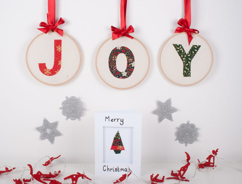 Handmade Christmas Decorations Ideas