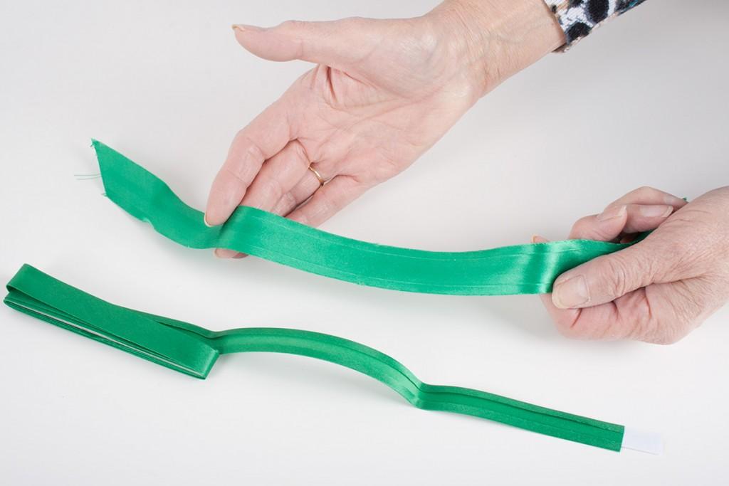 12mm Bias Binding for Piping Seams