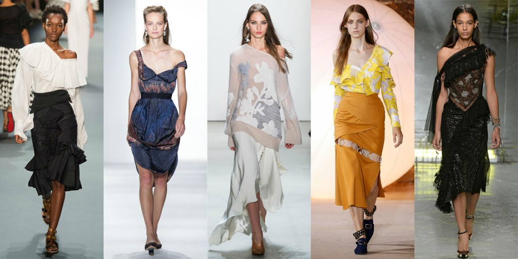 Top Sewing Trends for Spring Summer 2017